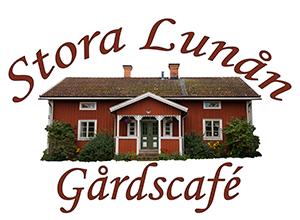 Stora Lunån Gårdscafe logotyp